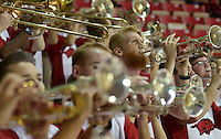NWA Democrat-Gazette/BEN GOFF @NWABENGOFF<br /> Arkansas vs Mount St. Mary's men's basketball on Monday Nov. 28, 2016 in Bud Walton Arena in Fayetteville.