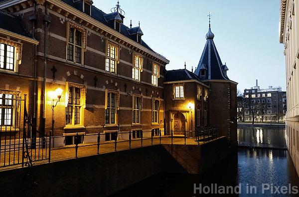 Nederland -  Den Haag - 4 december 2017.  Het Torentje bij het Binnenhof. Berlinda van Dam / Hollandse Hoogte