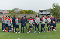 USMNT Training, Tuesday, October 7, 2014