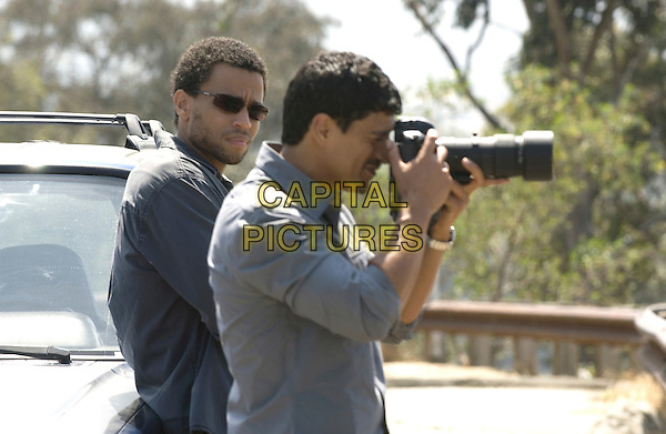 MICHAEL EALY & SAID TAGHMAOUI.in Sleeper Cell: American Terror  .**Editorial Use Only**.CAP/FB.Supplied by Capital Pictures