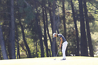 Martin Kaymer (GER) putts on the 7th green during Saturday's Round 3 of the 2018 Turkish Airlines Open hosted by Regnum Carya Golf &amp; Spa Resort, Antalya, Turkey. 3rd November 2018.<br /> Picture: Eoin Clarke | Golffile<br /> <br /> <br /> All photos usage must carry mandatory copyright credit (&copy; Golffile | Eoin Clarke)