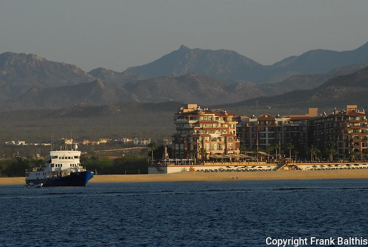 Playa El Medano at Cabo San Lucas
