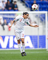 Kenti Robles. The USWNT defeated Mexico, 1-0, during the game at Red Bull Arena in Harrison, NJ.