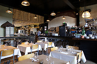 Restaurant Manitoba dans le quartier Mile-ex sur Montreal, Canada.<br /> <br /> Photo : Pierre Roussel - Agence Quebec Presse
