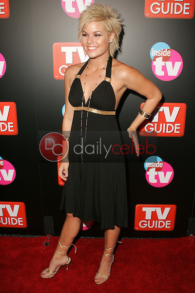 Kimberly Caldwell<br />at the TV Guide and Inside TV Emmy Awards After Party. Hollywood Roosevelt Hotel, Hollywood, CA 09-18-05<br />Dave Edwards/DailyCeleb.Com 818-249-4998