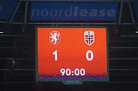 Nederland - Noorwegen 241017