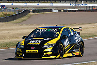 #31 Jack Goff WIX Racing with Eurotech Honda Civic Type R (FK2) during BTCC Practice  as part of the Dunlop MSA British Touring Car Championship - Rockingham 2018 at Rockingham, Corby, Northamptonshire, United Kingdom. August 11 2018. World Copyright Peter Taylor/PSP. Copy of publication required for printed pictures.