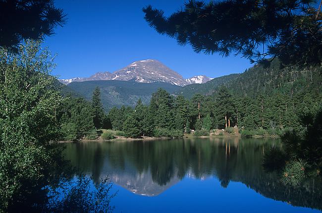 Copeland Lake, Rocky Mountain National Park, Colorado