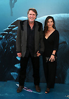 HOLLYWOOD, CA - August 6: Robert Taylor, Guest, at Warner Bros. Pictures And Gravity Pictures' Premiere Of &quot;The Meg&quot; at TCL Chinese Theatre IMAX in Hollywood, California on August 6, 2018. <br /> CAP/MPI/FS<br /> &copy;FS/MPI/Capital Pictures