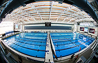 A General View before session 4 of the Swimming New Zealand Short Course Championships,Owen G Glenn National Aquatic Centre, Auckland, New Zealand, Wednesday 4 October 2017. Photo: Simon Watts/www.bwmedia.co.nz