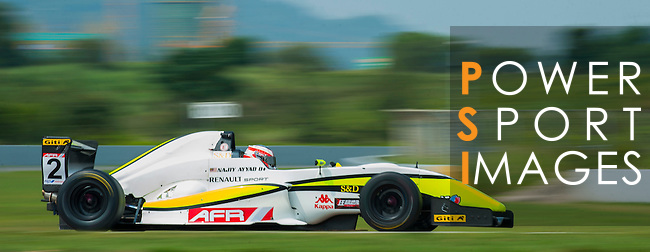 Najiy Ayyad Bin Abd Raza of S&D Motorsports drives during the 2015 AFR Series as part of the 2015 Pan Delta Super Racing Festival at Zhuhai International Circuit on September 19, 2015 in Zhuhai, China.  Photo by Moses Ng/Power Sport Images