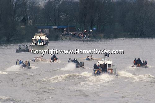 The Boat Race, Putney London. The English Season published by Pavilon Books 1987