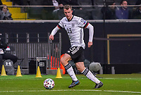 Lukas Klostermann (Deutschland Germany) - 19.11.2019: Deutschland vs. Nordirland, Commerzbank Arena Frankfurt, EM-Qualifikation DISCLAIMER: DFB regulations prohibit any use of photographs as image sequences and/or quasi-video.