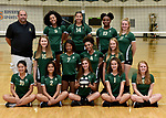 9-14-17, Huron High School freshman volleyball team