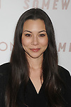 "HOLLYWOOD, CA. - December 07: China Chow attends the ""Somewhere"" Los Angeles Premiere at ArcLight Cinemas on December 7, 2010 in Hollywood, California."