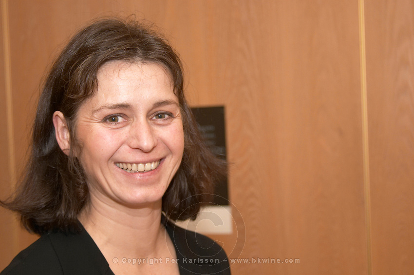 Isabelle Raoux Domaine des Demoiselles Cotes du Roussillon Les Aspres. Roussillon. Owner winemaker. France. Europe.