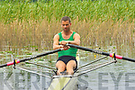 Olympic rower Paul Griffin