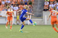 Houston, TX - Sunday Sept. 11, 2016: Natasha Dowie during a regular season National Women's Soccer League (NWSL) match between the Houston Dash and the Boston Breakers at BBVA Compass Stadium.