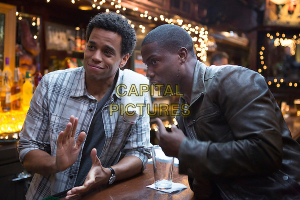 Michael Ealy, Kevin Hart<br /> in About Last Night (2014) <br /> *Filmstill - Editorial Use Only*<br /> CAP/FB<br /> Image supplied by Capital Pictures