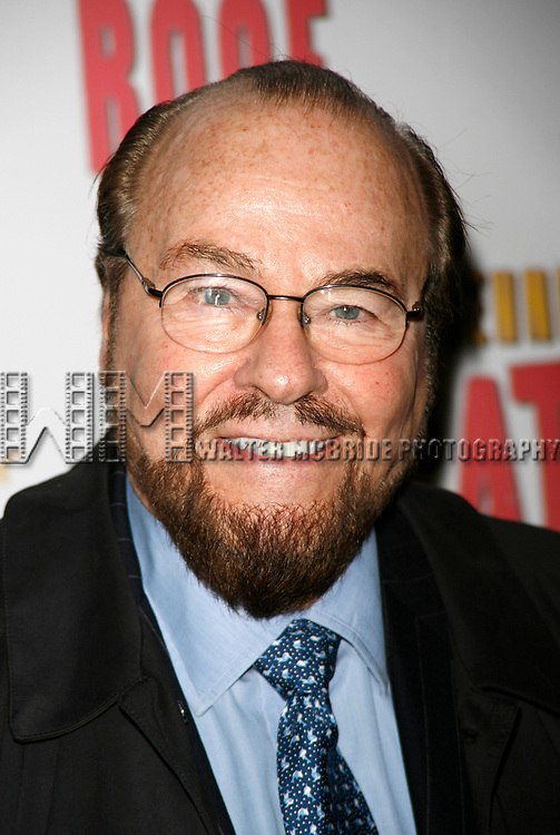 James Lipton arriving for the Opening Night Performance of CAT ON A HOT TIN ROOF at the Broadhurst Theatre in New York City.<br />