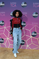 LOS ANGELES - AUG 15:  Arica Himmel at the ABC Summer TCA All-Star Party at the SOHO House on August 15, 2019 in West Hollywood, CA