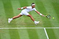 Rafael NAdal (Esp)<br /> Wimbledon 05-07-2018 Roland Garros <br /> Tennis Grande Slam 2018 <br /> Foto Panoramic / Insidefoto <br /> ITALY ONLY