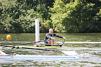 Race: 62  MasE.1x  Quarter-Final<br /> 93  Marlow Rowing Club (Parsons)<br /> 96  Walbrook Rowing Club (Thomas)<br /> <br /> Henley Masters Regatta 2018 - Friday<br /> <br /> To purchase this photo, or to see pricing information for Prints and Downloads, click the blue 'Add to Cart' button at the top-right of the page.