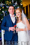 Emma Bunworth, Knocknagoshel, daughter of Charles and Cathleen Bunworth, and Padraig O'Connor, Duagh,  son of  John and Kathy O'Connor  were married at St Mary's Church, Knocknagoshel by Canon Eoin Mangan on Friday 1st January 2016 with a reception at the Brehon Hotel