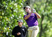 Charlie Smail during the final match v Kerry Mountcastle. New Zealand Amateur Championship, Wairakei Golf Course and Sanctuary, Taupo, New Zealand, Sunday 4  November 2018. Photo: Simon Watts/www.bwmedia.co.nz