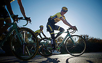 Jos van Emden (NLD/LottoJumbo) returning from a 7hr training ride<br /> <br /> Team Lotto Jumbo winter training camp<br /> <br /> January 2015, Moj&aacute;car, Spain