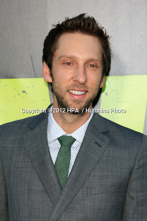 "LOS ANGELES - JUN 25:  Joel David Moore arrives at the ""Savages"" Premiere at Village Theater on June 25, 2012 in Westwood, CA"
