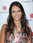 Jordana Brewster attends the grand opening of luxury Brazilian brand Carmen Steffens' U.S. Flagship store in Hollywood, California on August 02,2012                                                                               © 2012 Hollywood Press Agency