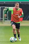 11.05.2018, Weserstadion, Bremen, GER, 1.FBL, Training SV Werder Bremen<br /> <br /> im Bild<br /> Philipp Bargfrede (Werder Bremen #44), <br /> <br /> Foto &copy; nordphoto / Ewert