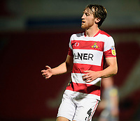 Doncaster Rovers' Tom Anderson<br /> <br /> Photographer Chris Vaughan/CameraSport<br /> <br /> EFL Leasing.com Trophy - Northern Section - Group H - Doncaster Rovers v Lincoln City - Tuesday 3rd September 2019 - Keepmoat Stadium - Doncaster<br />  <br /> World Copyright © 2018 CameraSport. All rights reserved. 43 Linden Ave. Countesthorpe. Leicester. England. LE8 5PG - Tel: +44 (0) 116 277 4147 - admin@camerasport.com - www.camerasport.com