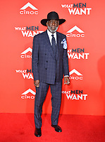 LOS ANGELES, CA. January 28, 2019: Richard Roundtree at the US premiere of &quot;What Men Want!&quot; at the Regency Village Theatre, Westwood.<br /> Picture: Paul Smith/Featureflash