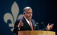 FILE -<br /> Jacques Parizeau en novembre 1991 (date exacte inconnue)<br /> <br /> <br /> PHOTO  : Pierre Roussel - Agence Quebec Presse