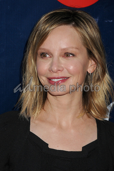 10 August 2015 - West Hollywood, California - Calista Flockhart. CBS, CW, Showtime 2015 Summer TCA Party held at The Pacific Design Center. Photo Credit: Byron Purvis/AdMedia
