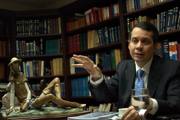 SANTO DOMINGOO, REPUBLICA DOMINICANA, Orlando Jorge Mera, secretario general del Partido Revolucionario Dominicano (PRD)..Lugar: Santo Domingo, RD.Foto:Cesar de la Cruz.Fecha:.