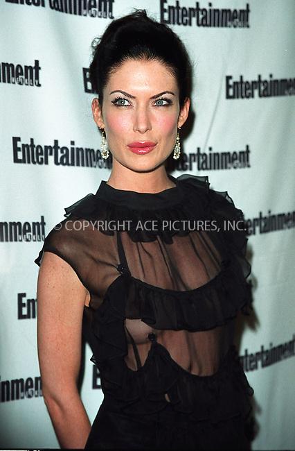 "Lara Flynn Boyle attends Entertainment Weekly's ""It List Party"" at Milk Studios in New York, June 24, 2002.  Please byline: Alecsey Boldeskul/NY Photo Press.   ..*PAY-PER-USE*      ....NY Photo Press:  ..phone (646) 267-6913;   ..e-mail: info@nyphotopress.com"