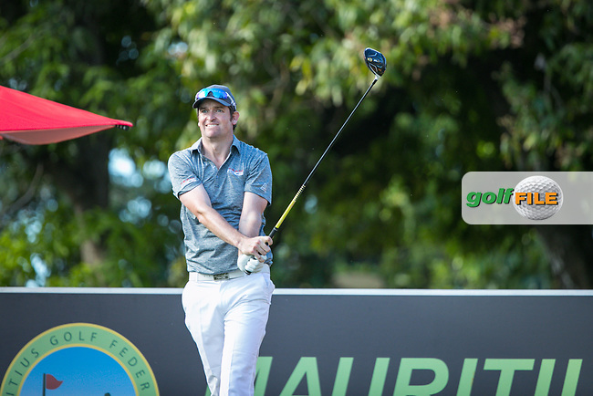 Niall Turner (IRL) during the 1st round of the AfrAsia Bank Mauritius Open, Four Seasons Golf Club Mauritius at Anahita, Beau Champ, Mauritius. 29/11/2018<br /> Picture: Golffile | Mark Sampson<br /> <br /> <br /> All photo usage must carry mandatory copyright credit (© Golffile | Mark Sampson)