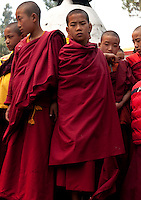 Buddhist  in Sikkim India