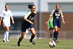 15 September 2013: Notre Dame's Elizabeth Tucker. The University of North Carolina Tar Heels hosted the University of Notre Dame Fighting Irish at Fetzer Field in Chapel Hill, NC in a 2013 NCAA Division I Women's Soccer match. Notre Dame won the game 1-0.