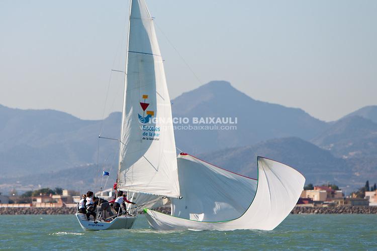 I Open Match Race Escoles de la Mar de la Generalitat- Burriananova, Burriana, Castellón