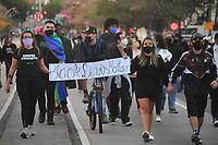 07/06/2020 - PROTESTO CONTRA O RACISMO EM CURITIBA