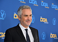 LOS ANGELES, CA. February 02, 2019: Alfonso Cuaron at the 71st Annual Directors Guild of America Awards at the Ray Dolby Ballroom.<br /> Picture: Paul Smith/Featureflash