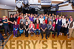 Johnny Clifford from Cahersiveen seated front centre celebrated the 39th anniversary of his 21st birthday with family and friends in the Kerry Coast Hotel on Wednesday 27th December.