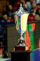 GRONINGEN - Basketbal, Donar - ZZ Leiden, Supersup, seizoen 2018-2019, 06-10-2018,  supercup