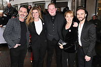 LONDON, UK. March 12, 2019: Coronation Street arriving for the TRIC Awards 2019 at the Grosvenor House Hotel, London.<br /> Picture: Steve Vas/Featureflash