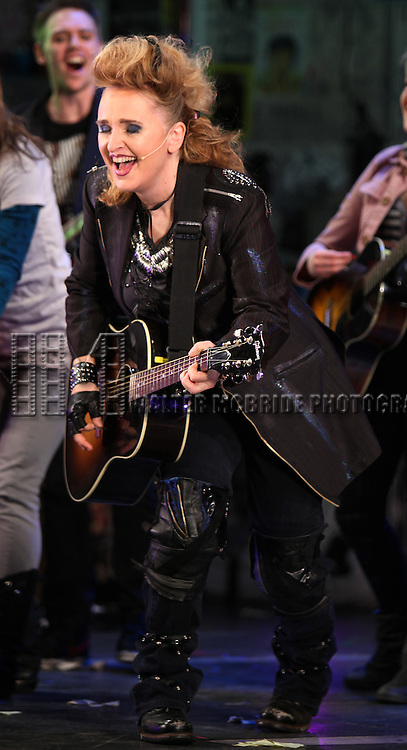 """Melissa Etheridge Joins the Broadway Cast Of """"American Idiot""""  at the St. James Theatre in New York City."""