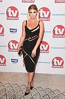 Olivia Buckland<br /> arriving for the TV Choice Awards 2017 at The Dorchester Hotel, London. <br /> <br /> <br /> ©Ash Knotek  D3303  04/09/2017